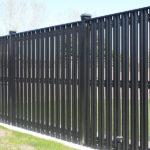 Commercia Aluminum Fence Install In Weeki Wachee, Fl