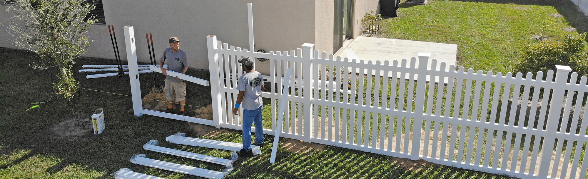 Fence Installation In Brooksville FL