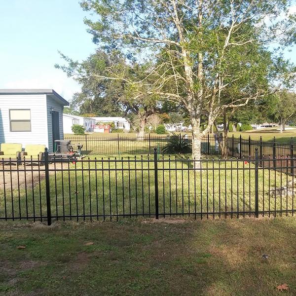 Aluminum Fence Repair In Weeki Wachee, Fl