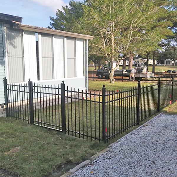 Aluminum Fence Repair & Installation In Brooksville, Fl