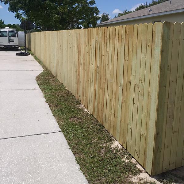 Wood Fence Installations In Hernando, Fl