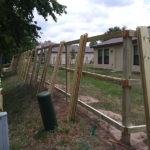 fence and neighbors, New Port Richey FL