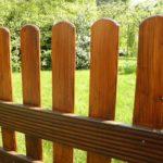 new wood fence, nobleton fl